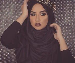 dp, hijab, and banat image