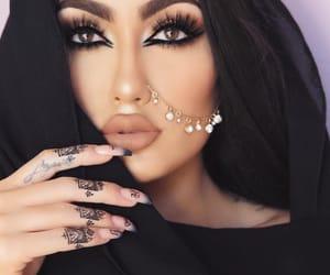 arab, dp, and girls image
