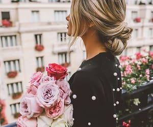 bouquet, Fleurs, and flowers image