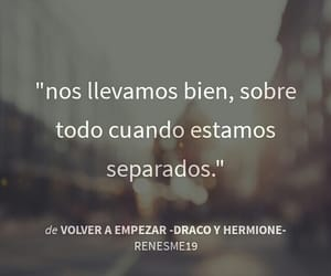 amor, harry potter, and dramione image