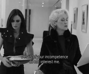 movie, the devil wears prada, and quotes image