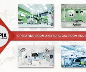 cleanroom products, cleanroom equipments, and infection control image