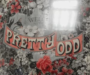 aesthetic, panic at the disco, and pretty odd image