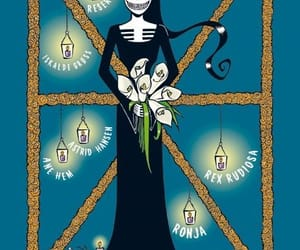 day of the dead, dia de los muertos, and graphic novel image
