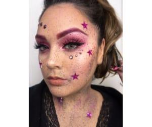 artist, creative, and makeup image