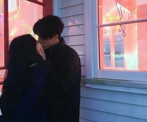 couple, kiss, and ulzzang image