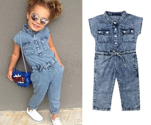 fashion, popreal, and toddler one piece image