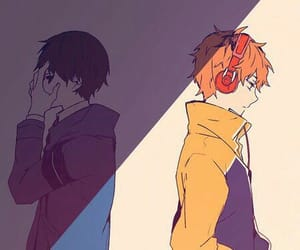 hide, nagachika, and ken image
