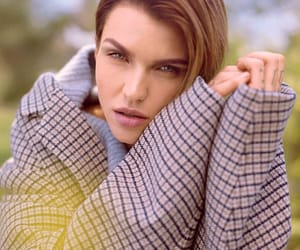 girl, ruby rose, and pretty image