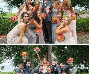 photo, wedding picture, and wedding photo image
