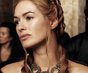 beauty, cersei lannister, and gif image