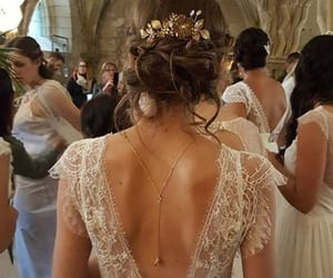 dress, gown, and perfect image