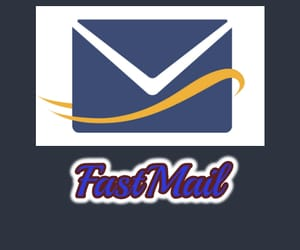 Logo and fastmail image