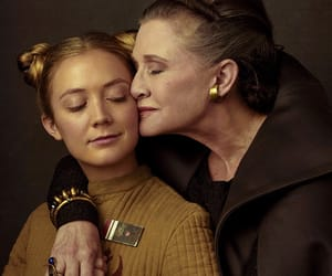daughter, love, and billie lourd image