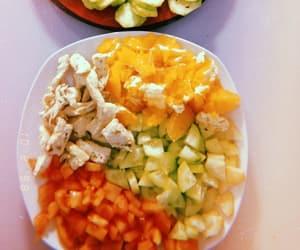Chicken, healthy, and orange image