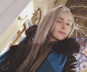 boy, cosplay, and yuri on ice image
