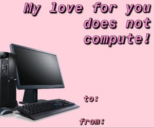 funny, meme, and valentines card image
