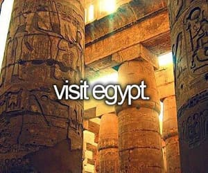 egypt, discover, and around the world image