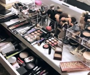 beauty, goals, and make-up image