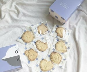bts, aesthetic, and Cookies image