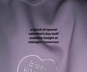 story, valentines day, and sweater image