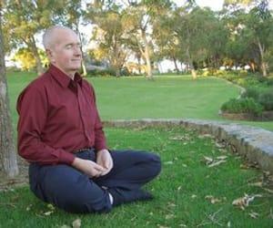 meditation, guided meditation, and self-improvement image