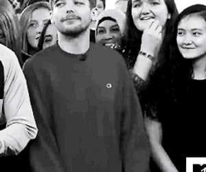 black and white, one direction, and lt1 is coming image