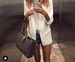 bianco, blazer, and giacca image