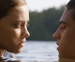 lake, scene, and hessa image