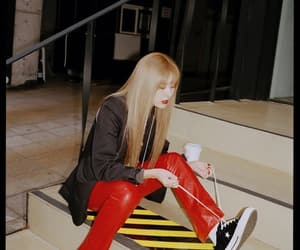 converse, kpop, and red velvet image