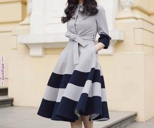 dress, modest, and modest dress image
