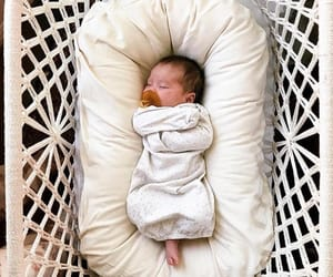 adorable, baby, and child image