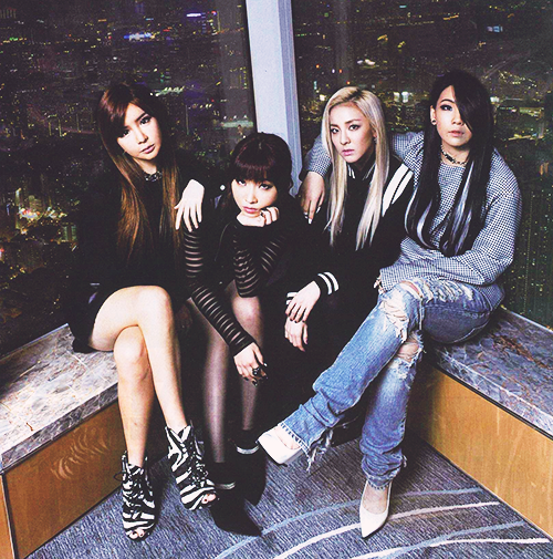 2ne1, article, and CL image