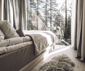 bed, bedroom, and Dream image