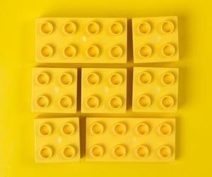 yellow, lego, and aesthetic image