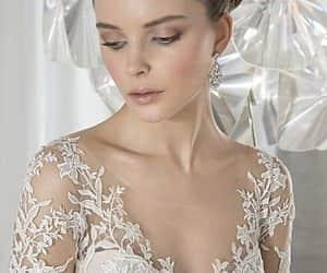 belleza, bride, and wedding image
