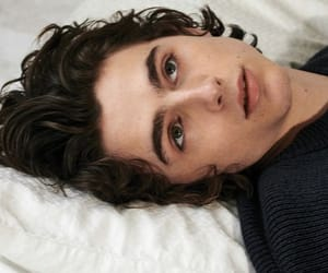 timothee chalamet, boy, and Hot image