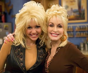 dolly parton, hannah montana, and miley cyrus image