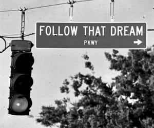 black, california, and Dream image