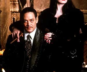 addams family, amor, and Homero image