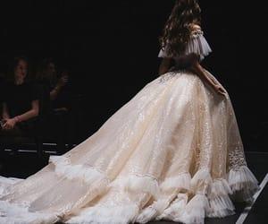 fashion, dress, and glam image