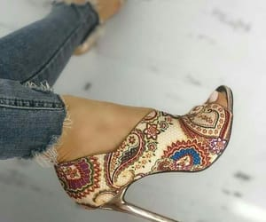 ankleboots, fashion shoes, and shoe lover image