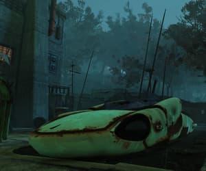 apocalypse, broken, and car image
