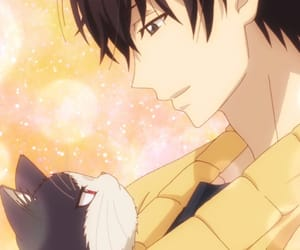 haru, ep6, and my roommate is a cat image