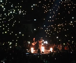 background, black, and concert image