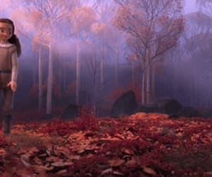 autumn, fall, and disney image