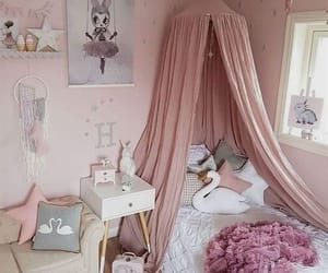 decoration, home, and pink image