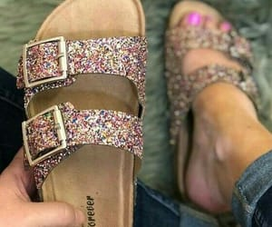 fashion shoes, shoes styles, and flip floats image