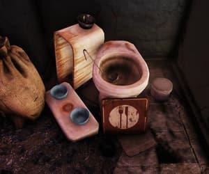apocalypse, food, and toilet image