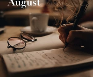 aesthetic, August, and birthday image